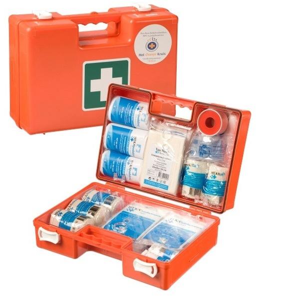 HEKA®Verbandkoffer MediMulti BHV 2011