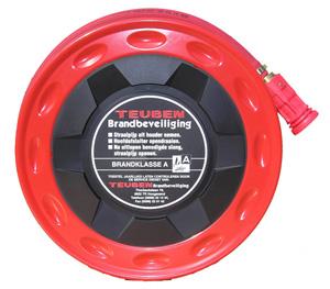Brandslanghaspels Teuben bladmaat 350mm
