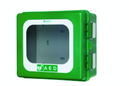 ARKY AED buitenkast met akoestisch alarm