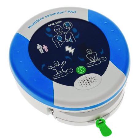 Heartsine Samaritan PAD 360P AED - Automatische Externe Defibrillator