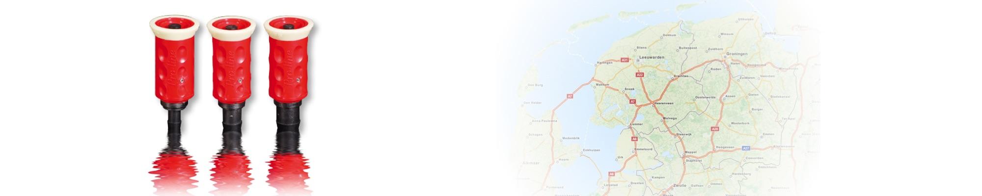 Teuben Brandbeveiliging - Dagelijks actief in de noordelijke provincies