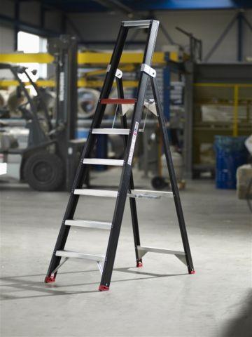 Keuren ladders, trappen en rolsteigers volgens NEN 2484